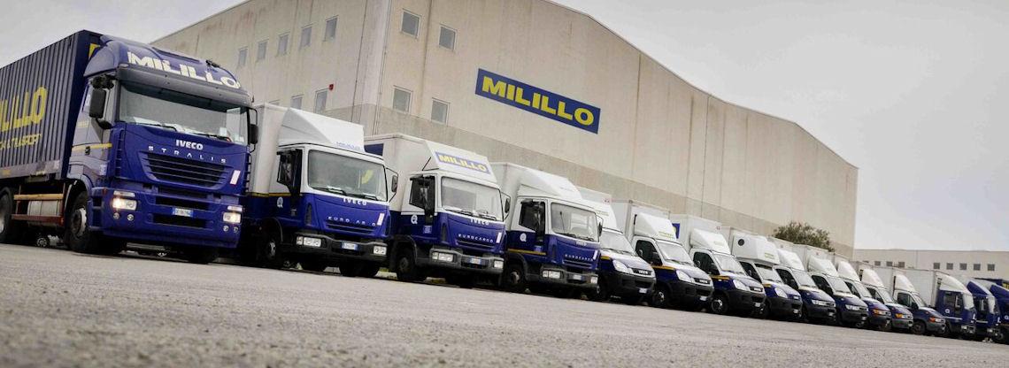 servizi di logistica e trasporto